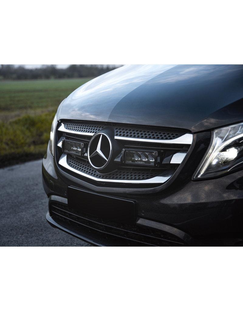 LAZER LED integration kit approved  Mercedes Vito/V class 447