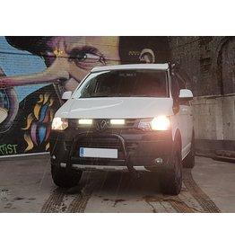 LAZER LED Fernlicht Einbausatz für VW T5 (2010+)