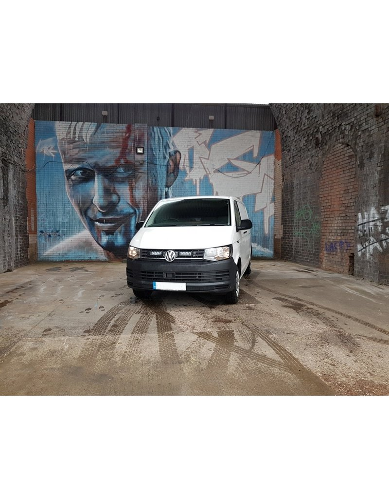 LAZER LED Fernlicht Einbausatz für VW T6