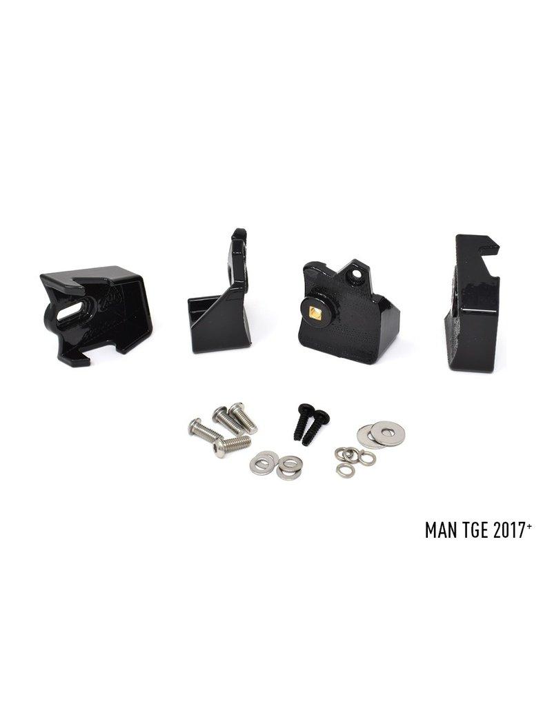 Kit intégration Lazer homologué Feux de route -MAN TGE 2017+