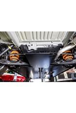 VW T6 & T6.1 Unterfahrschutz Tank bis Differential, kurzer Radstand