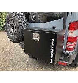 Owl Van aluminium box de rangement 61 x 48 x 40,6 cm