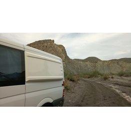 1x Joue d'élargissement gauche Sprinter 906/907 / VW Crafter