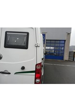 1x Sprinter 906/907 / VW Crafter 2006-2017 right side widening jaw / ear / Longsleeper for cross sleeping
