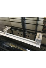 Recovery Board mounting brackets for the sleeping roof of the Volkswagen California T5 / T6
