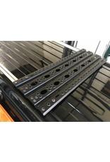 Supports de montage pour les plaques des désensablage sur le toit relevable Volkswagen California T5 / T6