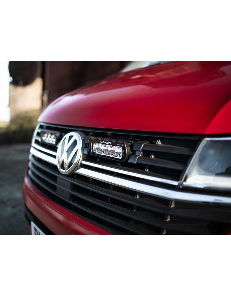 VW T6.1 LAZER LED Fernlicht Einbausatz