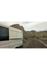 2x Sprinter 906/907 / VW Crafter 2006-2017 widening jaws / ears / Longsleeper for cross sleeping