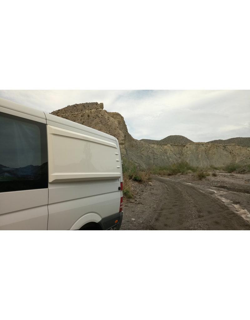2x Joues/oreilles d'élargissement gauche/droit pour Sprinter 906/907 / VW Crafter