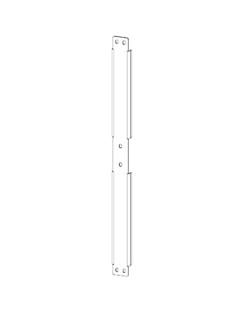 GTV-GMB Traverse verticale pour l'extension du système portatif (noir)