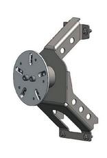 Module porte roue pour notre GTV-GMB système modulable VW T5/T6 (fixation via vis)