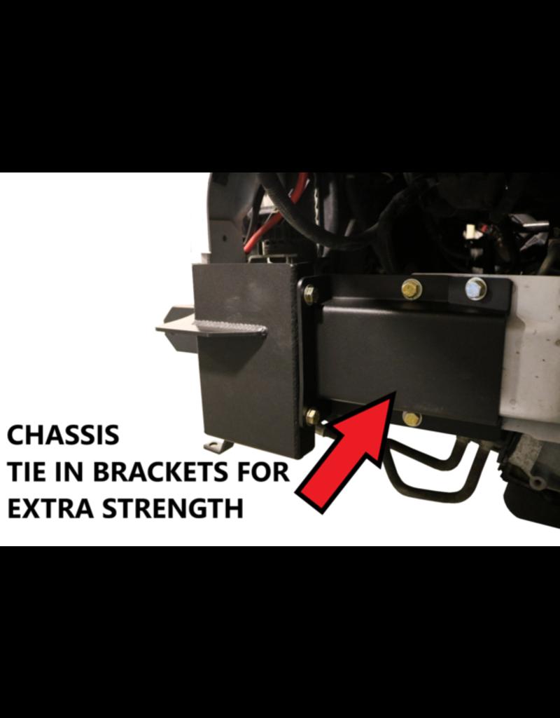 VAN COMPASS™ Seilwindenstoßstange HIDDEN WINCH MOUNT für Fiat Ducato, Citroen Jumper, Peugeot Boxer