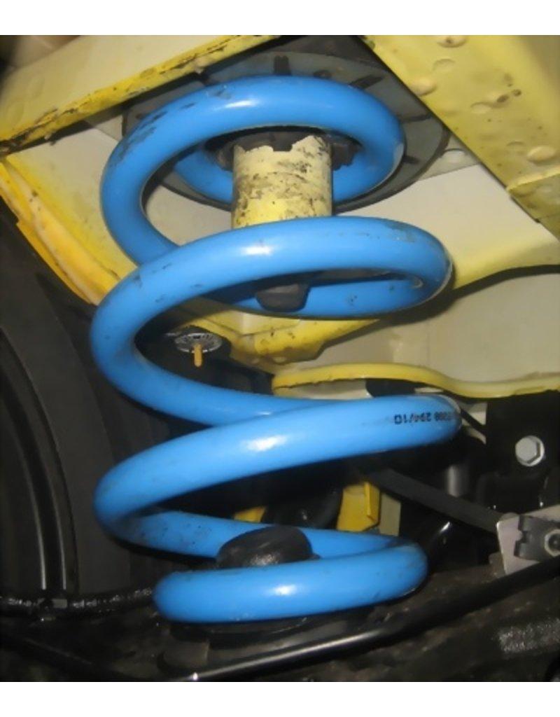 HA-Höherlegungsfeder-Set für VW T5/6, circa 30 mm mit 2 Hauptfedern für Mindestladung 600 kg - inkl. Bilstein B6 Komfort Dämpfer