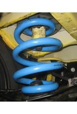HA-Höherlegungsfeder-Set für VW T5/6, circa 30 mm mit 2 Hauptfedern für Mindestladung 300 kg - inklusive Bilstein B6 Komfort Stoßdämpfer