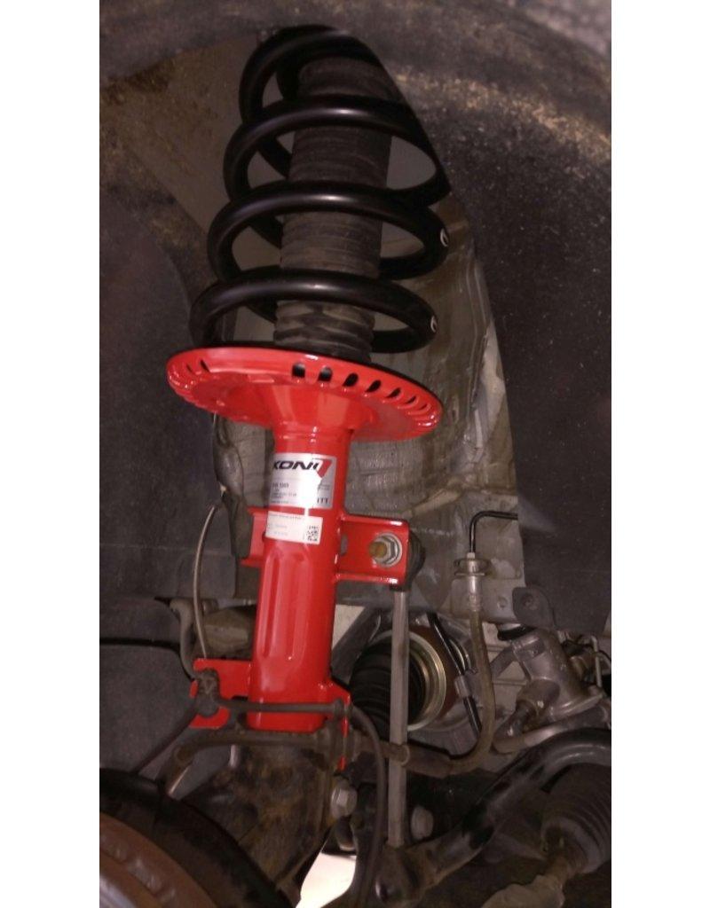 "VW T6 ""Desert"" lift kit SEIKEL/KONI for front-wheel drive"