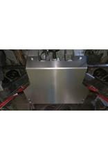 SEIKEL  Aluminium-Schutzplatte Differential 5 mm VW T6 mit Höherlegung