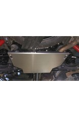 SEIKEL Aluminium-protection for differential /skid plate 5 mm VW T6  without body lift