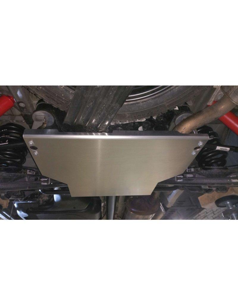 SEIKEL  Aluminium-Schutzplatte Differential 5 mm VW T6 ohne Höherlegung