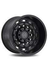 Black Rhino Arsenal  16x8  6/130 , TEXTURED MATTE BLACK,  Jante en alliage extremement dur, pour Mercedes Sprinter