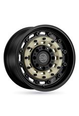Black Rhino Arsenal  17x8  6/130 , SAND ON BLACK,  Jante en alliage extremement dur, pour Mercedes Sprinter