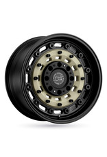Black Rhino Arsenal  18x8  6/130 , SAND ON BLACK,  Jante en alliage extremement dur, pour Mercedes Sprinter