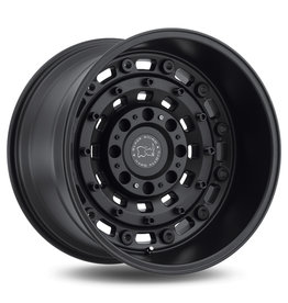 Black Rhino Arsenal  18x8  6/130 ET38, TEXTURED MATTE BLACK,  Mercedes Sprinter
