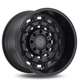 Black Rhino Arsenal  18x8  6/130 , TEXTURED MATTE BLACK,  Mercedes Sprinter