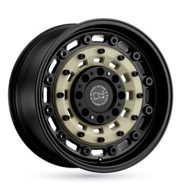 Black Rhino Arsenal  16x8  5x160 , SAND ON BLACK, Ford Transit