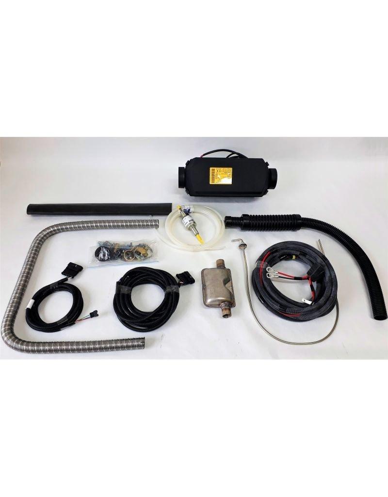 Interior Heater Planar 2D-12 (mountain kit)