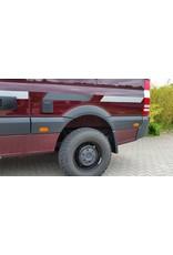 Protection d'ailes / enjoliveurs / extension de passage de roue pour pour Mercedes Sprinter 906 et VW Crafter (2007-2018)