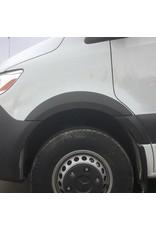 Radlaufleisten/Kotflügelverbreiterungen für Mercedes Sprinter 907