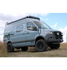 Mercedes Sprinter 907 Fender flares