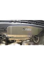 N4 MB 447  4x4 blindage moteur en alu 6 mm