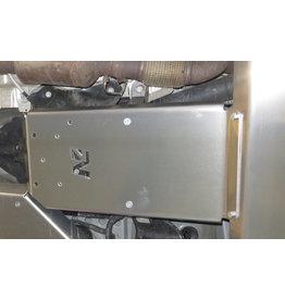 "blindage  ""boîte de vitesses"" pour Mercedes Vito 447  4x4"