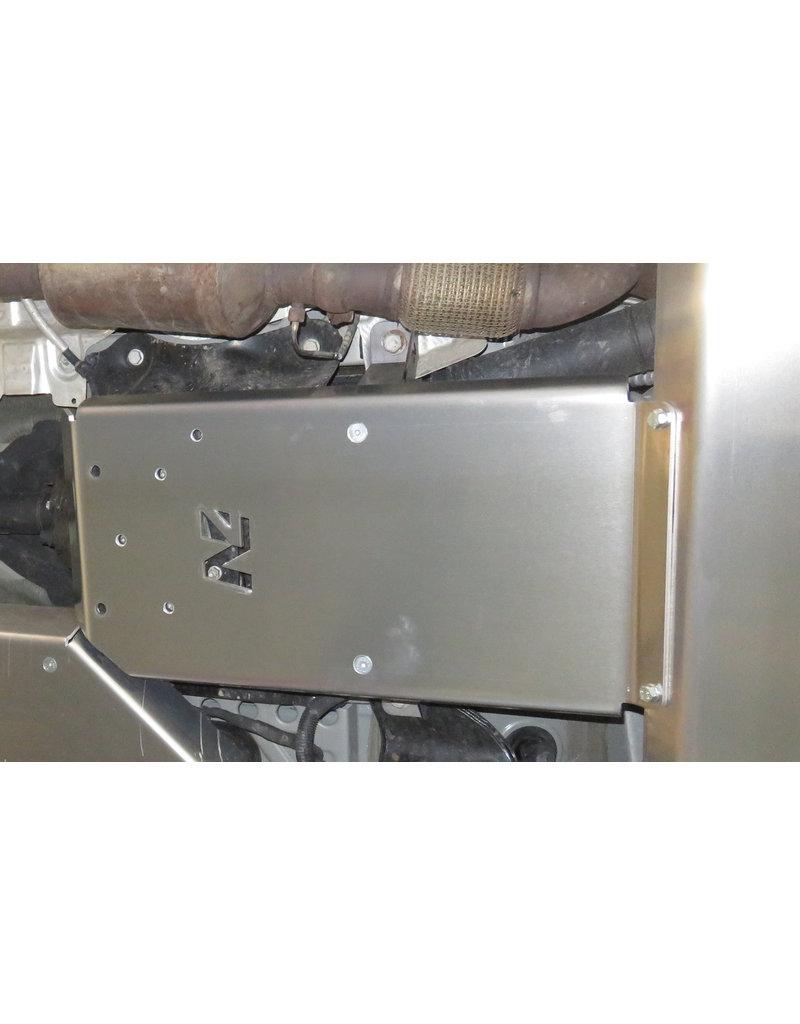 "6mm Alu blindage  ""boîte de vitesses"" pour Mercedes Vito 447  4x4"