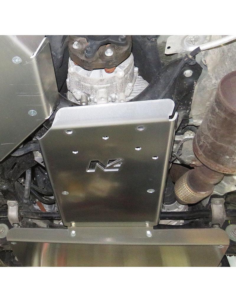 """N4- 6 mm Alu Unterfahrschutz """"Getriebe"""", passend für Vito 447 4x4"""