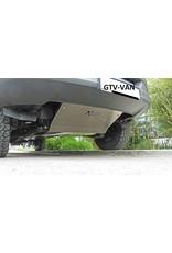N4 Aluminium-skid plate /engine protection for Mercedes Sprinter 906 4x2