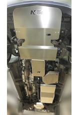 Mercedes Vito 447  Ski de protection réservoir alu 6mm