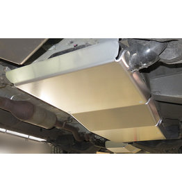 MB Vito 447 Aluminium-protection/ skid plate for fuel tank
