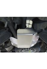Mercedes Vito 447  4x4 Ski de protection nez de pont arrière alu 6 mm