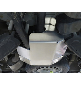 MB Vito 447 4x4 6mm Alu-protection/ skid plate for differentiel