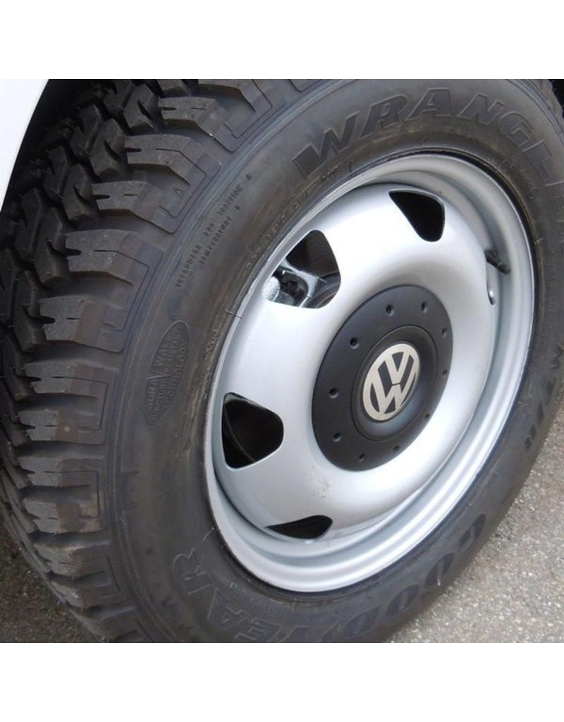 VW T5-T6 steel rim 7.0 x 17 H2, ET 55  - 5x120