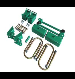 2WD  SPRINTER NCV3 /W906 kit rehausse de 5,1 cm - ARRIÈRE