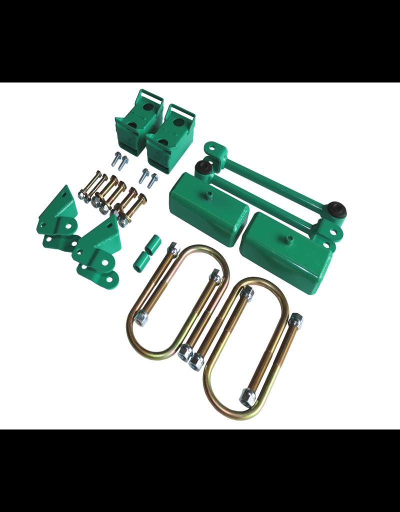 2WD SPRINTER NCV3 /W906 kit rehausse de 5,1 cm - kit complet -ARRIÈRE