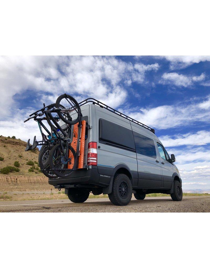 Owl Vans Sherpa Universal Cargo Carrier for Sprinter Vans - 906 (2007-2018)