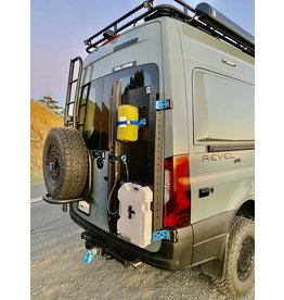 Porte-bagages universel Sherpa pour Sprinter - 907 /VS30