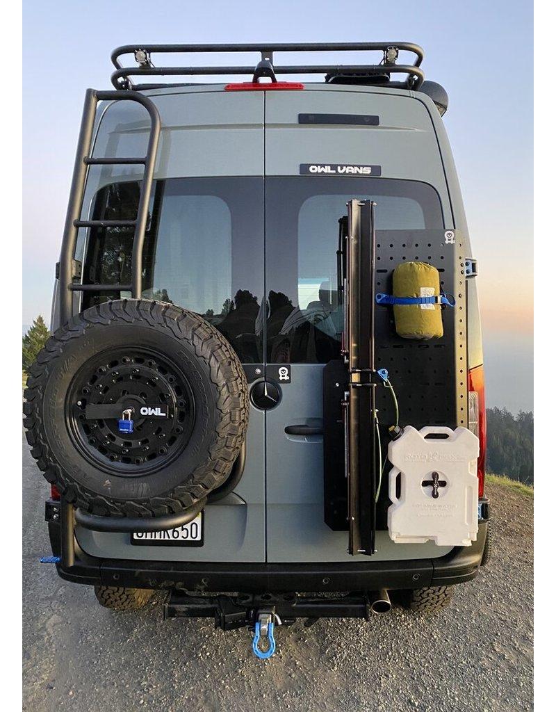 Owl Vans Sherpa Universal Cargo Carrier für Sprinter  - 907 /VS30