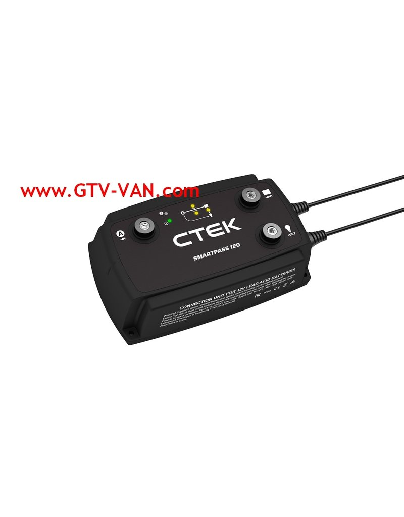 CTEK CTEK 40-257 Off Road Power 140A Energiemanagement und Batterieladesystem
