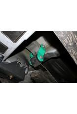 VAN COMPASS™ FORD TRANSIT 1,27 cm REAR SHACKLE LIFT ('15-PRESENT SINGLE REAR WHEEL)