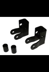 VAN COMPASS ™ Supports des amortisseurs arrières FORD TRANSIT 2013+ pour une garde au sol accrue (+5,1 cm)